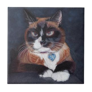 Beautiful Cat Tile