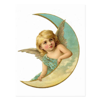 Beautiful Cherub Angel Postcard