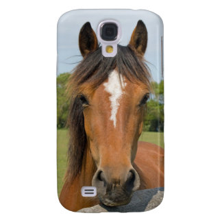 Beautiful chestnut horse photo HTC Vivid case
