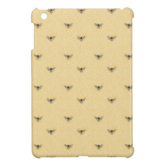 Beautiful Chic Hand-Drawn Bee Pattern iPad Mini Cover