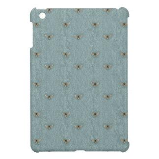 Beautiful Chic Hand-Drawn Bee Pattern iPad Mini Covers