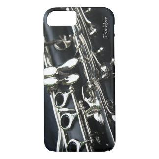 Beautiful Clarinet iPhone 7 case