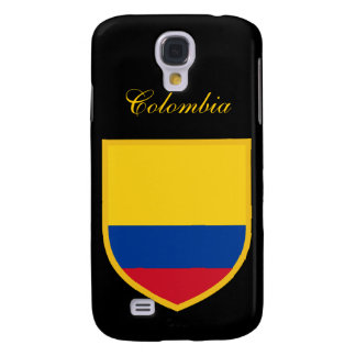 Beautiful Colombia Flag