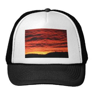 Beautiful Colorado Sunrise Hats