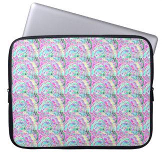Beautiful colorful art  Electronics Bag,sleeve Laptop Sleeve
