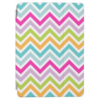 Beautiful Colorful Chevron Pattern iPad Air Cover