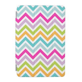 Beautiful Colorful Chevron Pattern iPad Mini Cover