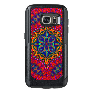 Beautiful colorful Kaleidoscope OtterBox Samsung Galaxy S7 Case