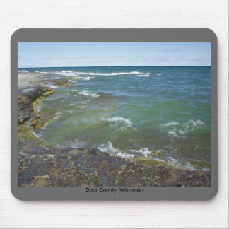 Beautiful Colors, Door County, Wisconsin Mouse Pad