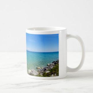 Beautiful Colors Of Lake Huron Coffee Mug