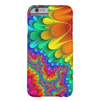 beautiful colours barely there iPhone 6 case