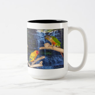 Beautiful Conure Coffee Mug