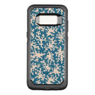 Beautiful Coral Pattern OtterBox Commuter Samsung Galaxy S8 Case