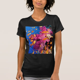 Beautiful Coral Reef Naturescape Tee Shirt