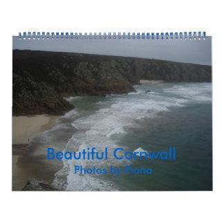 Beautiful Cornwall, Calendars