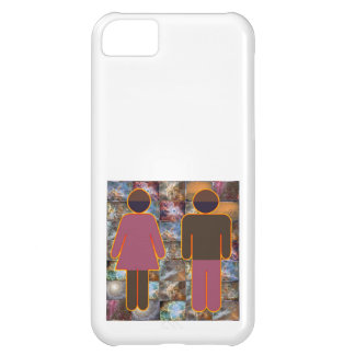 Beautiful Couple - Male Female Indicator iPhone 5C Case