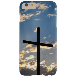 Beautiful Cross and scenery iPhone case