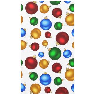 Beautiful Custom Christmas Holiday Tablecloth