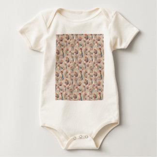 Beautiful cute Kittens Baby Bodysuit