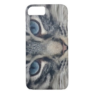 Beautiful cute kitty cat kitten animal lover iPhone 7 case