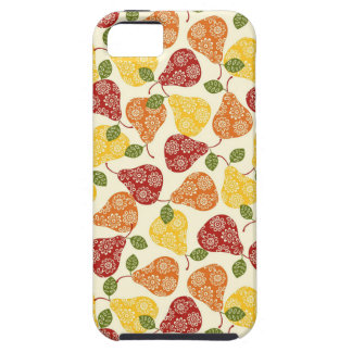 Beautiful Cute pears in autumn colors Case For The iPhone 5