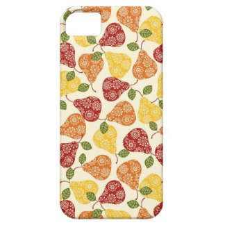 Beautiful Cute pears in autumn colors iPhone 5 Cases