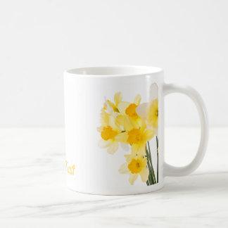 Beautiful Daffodils Mug