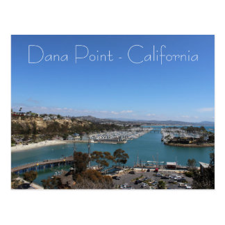 Beautiful Dana Point Postcard! Postcard
