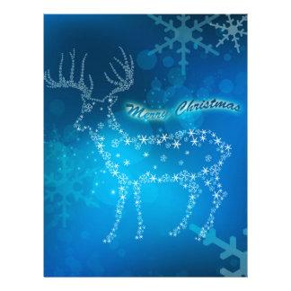Beautiful deer customized letterhead