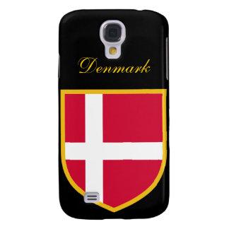 Beautiful Denmark Flag