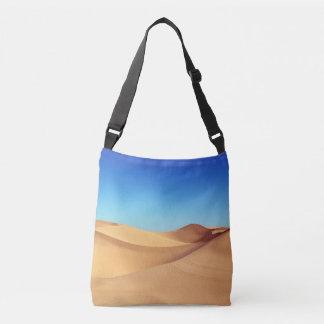 beautiful desert crossbody bag