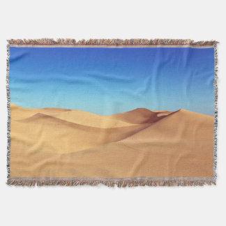 beautiful desert throw blanket