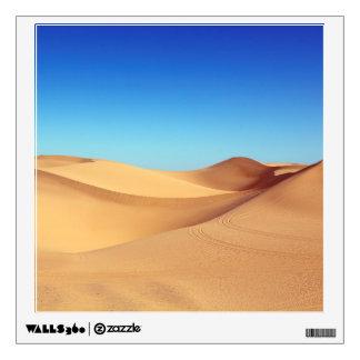 beautiful desert wall decal