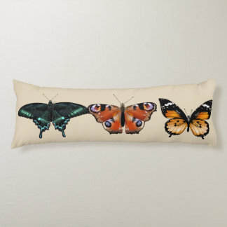 Beautiful design with butterfly body pillow