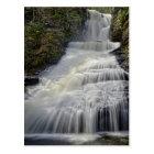 Beautiful Dingmans Falls Postcard