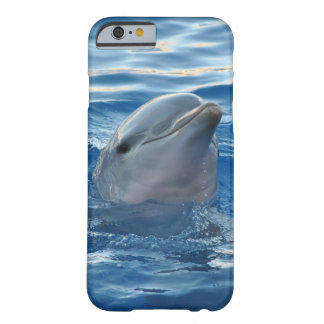 Beautiful Dolphin Barely There iPhone 6 Case