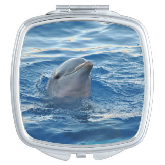 Beautiful Dolphin Mirror For Makeup