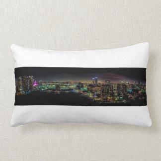Beautiful Downtown Mississagua, Ontario Lumbar Pillow
