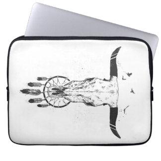 Beautiful dream laptop sleeve