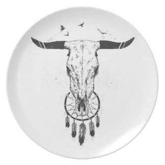 Beautiful dream plate
