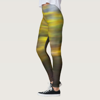 Beautiful Dreams multicolor design M-8-10) Leggings