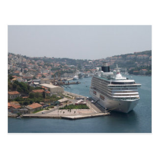 Beautiful Dubrovnik Postcard