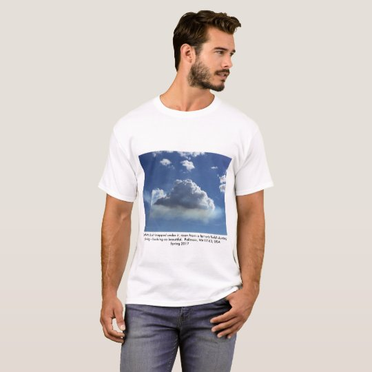 Beautiful Dusty Cloud Pullman Spring 2017 T-Shirt