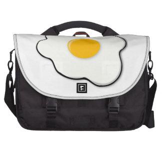 Beautiful egg computer bag