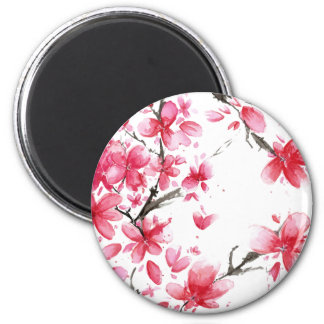Beautiful & Elegant Cherry Blossom | Magnet