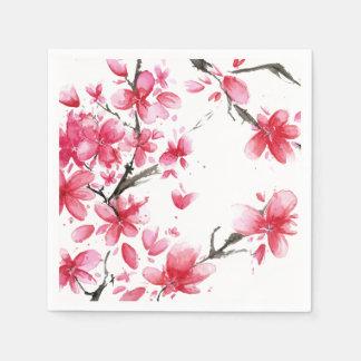 Beautiful & Elegant Cherry Blossom | Napkin