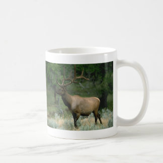 Beautiful Elk Coffee Mug