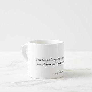 Beautiful Espresso Cup
