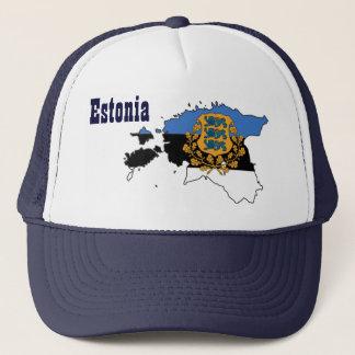 Beautiful Estonia Hat! Trucker Hat