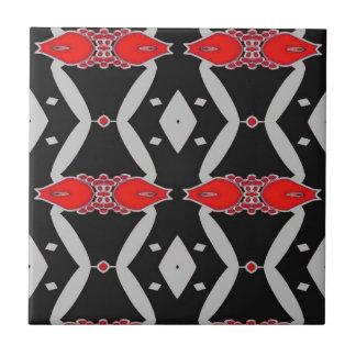 """Beautiful Ethnic Tile """" Nubian Queen"""""""